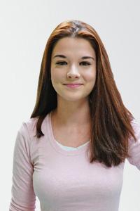 Linda Hartmann - Auszubildende zur Zahnmedizinischen Fachangestellten
