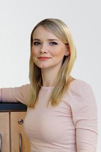 Olga Seidowsky – Zahnmedizinische Verwaltungsassistentin (ZMV)