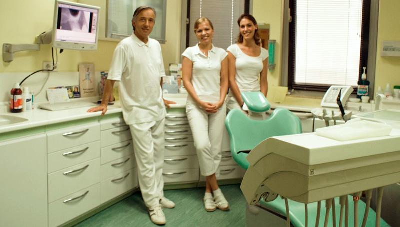 Blick in die Praxis Zahnarzt Zentral Berlin